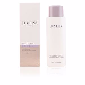 Face toner PURE CLEANSING calming tonic Juvena