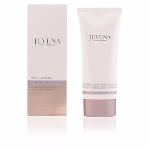 Limpiador facial PURE CLEANSING clarifying cleansing foam Juvena
