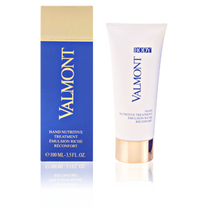Hand cream & treatments BODY HAND émulsion riche réconfort Valmont