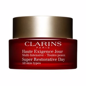 Anti aging cream & anti wrinkle treatment MULTI-INTENSIVE crème haute exigence jour totes peaux Clarins