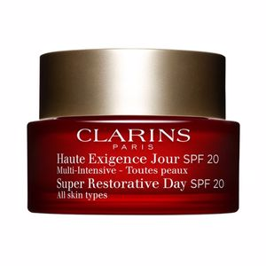Anti aging cream & anti wrinkle treatment MULTI-INTENSIVE crème haute exigence jour SPF20 Clarins