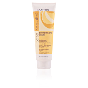 TOTAL RESULTS BLONDE CARE