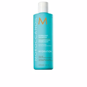 Shampoo for shiny hair - Moisturizing shampoo HYDRATION hydrating shampoo Moroccanoil