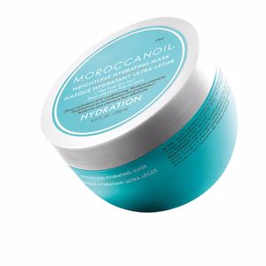 Hair mask for damaged hair HYDRATION weightless hydrating mask Moroccanoil
