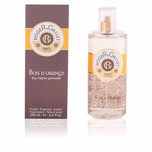 Roger & Gallet BOIS D´ORANGE eau fraiche parfumée vaporisateur parfum