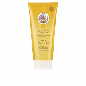 Shower gel BOIS D´ORANGE fresh shower gel invigorating Roger & Gallet