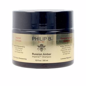 Shampoo for shiny hair RUSSIAN AMBER imperial shampoo Philip B