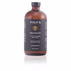 Hair moisturizer treatment REJUVENATING OIL for dry to damaged hair & scalp Philip B