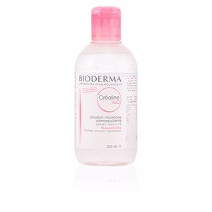 Bioderma, CREALINE H2O solution micellaire peaux sensibles 250 ml