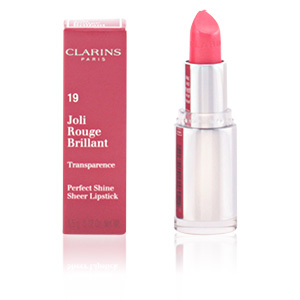 JOLI ROUGE BRILLANT #19-tropical pink 3.5 gr