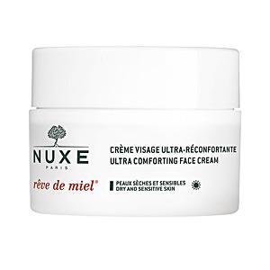 Gesichts-Feuchtigkeitsspender RÊVE DE MIEL crème visage ultra-réconfortante peaux sèches et sensibles Nuxe