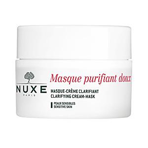 Masque pour le visage PETALES DE ROSE masque purifiant doux Nuxe