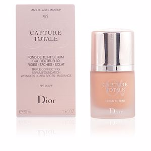 Foundation Make-up CAPTURE TOTALE fond de teint sérum Dior