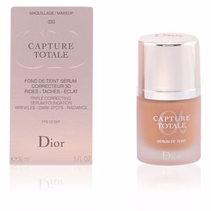 Fondation de maquillage CAPTURE TOTALE fond de teint sérum Dior