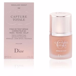 Foundation Make-up CAPTURE TOTALE fond de teint sérum