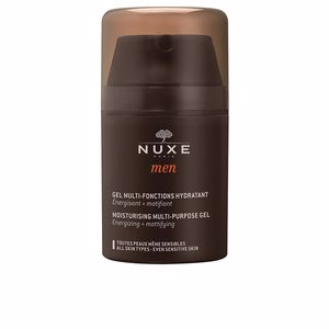 Face moisturizer - Matifying Treatment Cream NUXE MEN gel multi-fonctions hydratant