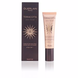 Foundation makeup TERRACOTTA joli teint