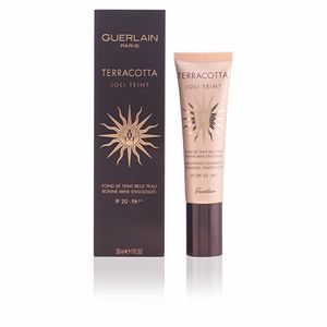 Foundation Make-up TERRACOTTA joli teint Guerlain