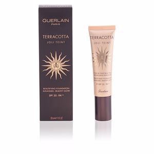 Foundation makeup TERRACOTTA joli teint Guerlain