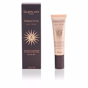 Foundation Make-up TERRACOTTA joli teint