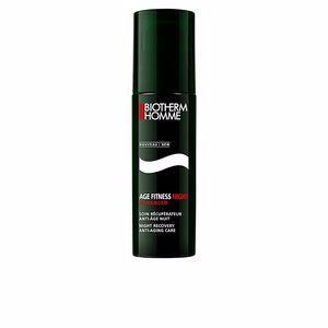 Cremas Antiarrugas y Antiedad HOMME AGE FITNESS advanced night Biotherm