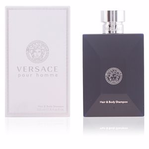 Shower gel VERSACE POUR HOMME hair & body shampoo Versace
