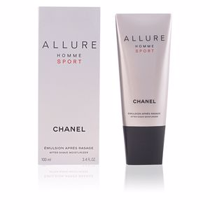 Aftershave ALLURE HOMME SPORT émulsion après rasage Chanel