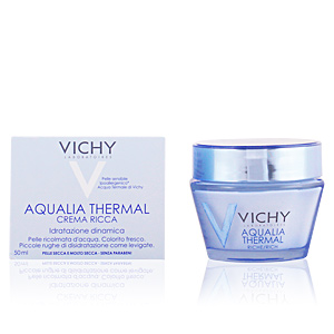 Tratamiento Facial Hidratante AQUALIA THERMAL crème riche Vichy