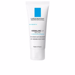 Tratamiento Facial Antirrojeces ROSALIAC UV RICHE hydratant anti-rougeurs La Roche Posay