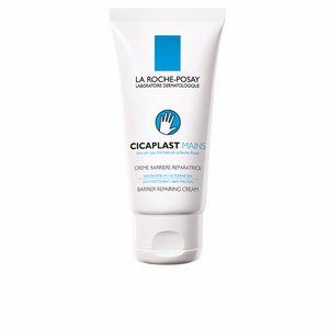 Tratamientos y cremas manos CICAPLAST mains crème barrière réparatrice La Roche Posay