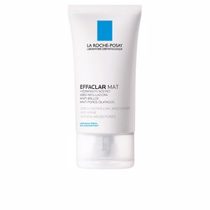 Acne Treatment Cream & blackhead removal EFFACLAR  MAT hydratant sebo-régulateur