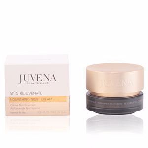 Face moisturizer SKIN REJUVENATE nourishing night cream Juvena
