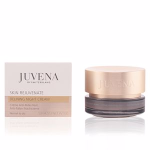 Anti aging cream & anti wrinkle treatment SKIN REJUVENATE delining night cream Juvena