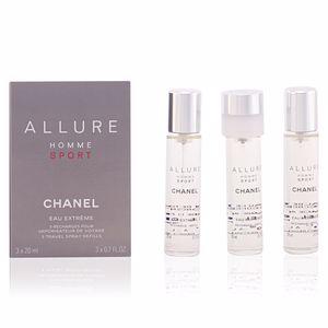 Chanel ALLURE HOMME SPORT eau extrême 3 Recargas perfume