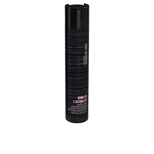 Hair styling product - Heat protectant for hair SHEER LACQUER Shu Uemura