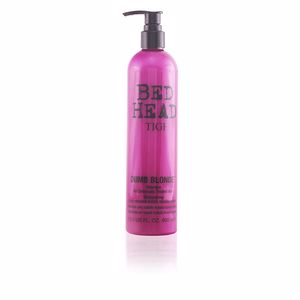 Champú color BED HEAD DUMB BLONDE shampoo Tigi