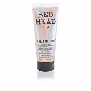 Hair repair conditioner BED HEAD DUMB BLONDE reconstructor Tigi