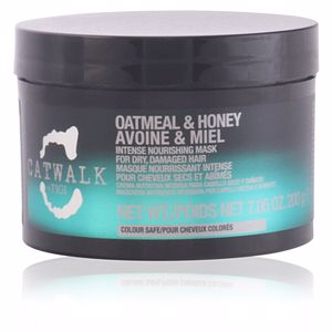 Hair mask for damaged hair CATWALK OATMEAL & HONEY nourishing mask Tigi