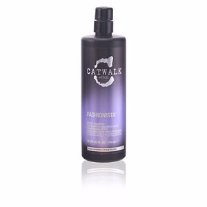 Shampoo for shiny hair CATWALK FASHIONISTA violet shampoo Tigi