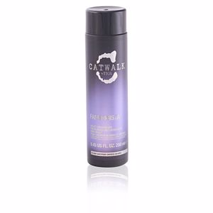 Après-shampooing couleur  CATWALK FASHIONISTA violet conditioner Tigi