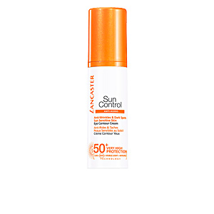 SUN CONTROL eye contour cream SPF50+ 15 ml