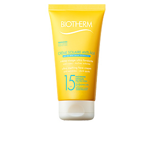 Gezicht SUN ultra melting face cream SPF15 Biotherm