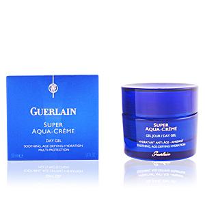 Face moisturizer SUPER AQUA-CRÈME jour gel Guerlain
