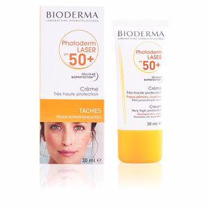 Gesichtsschutz PHOTODERM LASER crème SPF50+ Bioderma