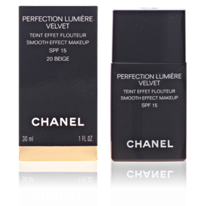 Foundation makeup PERFECTION LUMIERE VELVET Chanel