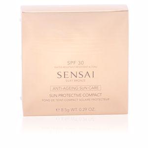 SENSAI SILKY BRONZE sun protective compact SC01 8,5 gr