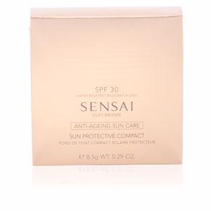 Polvos bronceadores SENSAI SILKY BRONZE sun protective compact SPF30 Kanebo Sensai