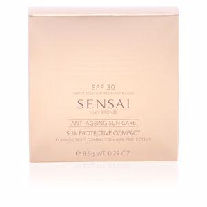 SENSAI SILKY BRONZE sun protective compact SC04 8,5 gr