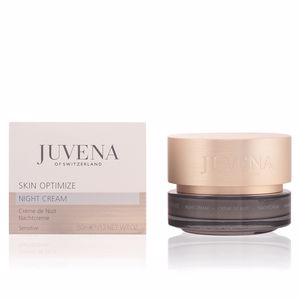 Anti aging cream & anti wrinkle treatment SKIN OPTIMIZE night cream sensitive skin Juvena