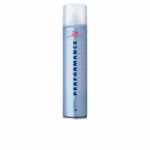 Hair styling product PERFORMANCE hairspray strong Wella